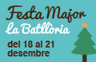 Festa Major d'hivern de la Batll�ria